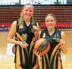 Girls MVP & Players' Player 2020